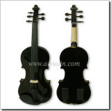 5 String Solidwood Color Electric Violin (VE500-5S)