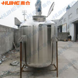 Steam Heating Reaction Tank for Food
