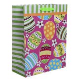 Happy Easter New Design Luxury Paper Gift Bags for Easter