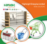 Supermarket Equipment for Supermarkets and Hypermarkets