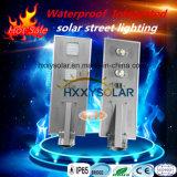 Waterproof Solar Integrated Street Lighting 60W
