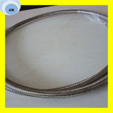 SAE 100 R14 Temperature Chemical Resistant PTFE Material Braided with Stainless Steel Teflong Hose in a Premium Quality