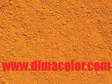 Iron Oxide Orange 2040 for Paint Coating Construction Material