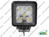 Square Auto 15W LED off Road Light, 4x4 LED Lamp (NSL1505S-15W)