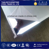 8k Mirror Finished Stainless Steel Sheet 201