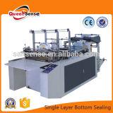 Bottom Sealing Bag Making Machine Single Layer