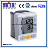 Ce FDA Approval Blood Pressure Monitors with 2 Users (BP60BH)