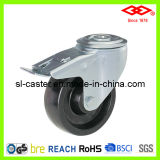 Bolt Hole with Brake Industrial Caster (G102-61C080X35S)