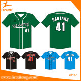 Newest 2017 Design of Sublimation Sportswear Baseball Jersey for Team Wear