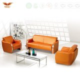 Office Furniture Office Latest Leather Sofa Design Hy-F1005 (1+1+3)