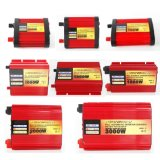 Solar Power Inverter Red Color DC/AC 300W-3000W
