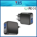 Interchangeable AC Plug Quick 3.0 Interface USB Fast Charger