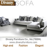 D-75 Divany Modern Fabric Sofa Set for Living Room