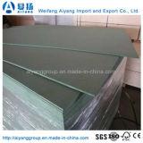 Waterproof Green Color Plain MDF Board/Hmr MDF