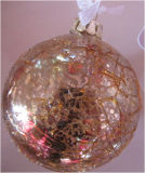 Hanging Christmas Glass Ball for Christmas Tree Decoration