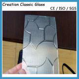 1-6mm Clear/Color Karatachi Pattern Glass