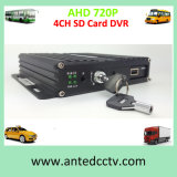 720p SD Card Car DVR for Vehicle Bus CCTV