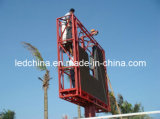 Outdoor P12mm Double Column LED Video Board