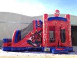 Hot Inflatable Slide Combo Bouncer Spider or Kids