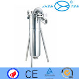 Stainless Steel Top Entry Bag Filter Housing