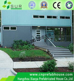 Technical Room Prefab Anti Fire Prefabricated House with CE ISO Certification