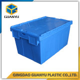 Stackable Plastic Container for Storage and Moving (PK5332)