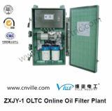 Oltc Online Oil Filter Plant on Load Tap Changer Transformer Switch