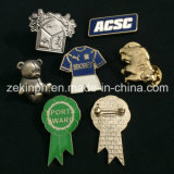 Factory High Quality Custom Iron Lapel Pin / Badge for Promotional Gifts