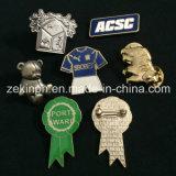 Factory High Quality Custom Iron Lapel Pin / Badge