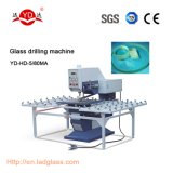 Automatic or Manual Both Control System Machine for Glass Holes