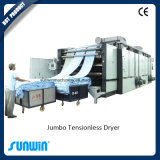 Open Width Fabric Tensionless Dryer Machine