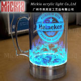 Acrylic LED Beer Mug