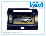 Two DIN Car DVD for Toyota Land Cruiser with GPS/Bt/iPod