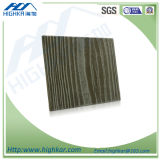 New Design Wood Effect Outside Facade Wall Cladding Materials