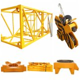 Hoisting Mechanism of Topkit Tower Crane Used in Construction Site