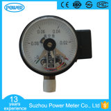 100mm Black Steel Electric Contact Gauge Vacuum Gauge