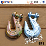 G70 Alloy Steel Carbon Steel Galvanized Clevis Grab Hook