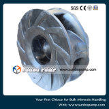 Rubber Slurry Pump Spare Parts Impeller Se4147r