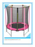 6FT Round Mini Indoor Trampoline with Safety Net