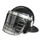 PC/ABS Material Anti Riot Helmet with ISO Standard