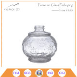 Pattern Decorative Glass Bottle for Reed Diffuser Purpose