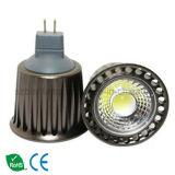 5W COB MR16 LED Spotlight with COB LED