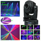 RGB Ilda Animation Logo Disco DJ Stage Moving Head Laser Light