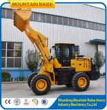 Best Price Compact 2tons Wheel Loader Radlader with Hydraulic System