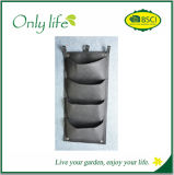 Onlylife Balcony Plant Eco-Friendly Multi Pocket Vertical Grow Planter