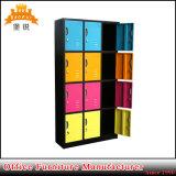 12 Door School Metal Cabinet Steel Parcel Storage Locker