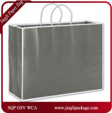 Simple Slate Grey Shoppers Gift Bags Dollar Tree Gift Bags Manufacturers and Factory