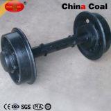 High Quality Cast Iron Ore Cart Wheel Set