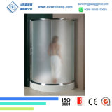 Decoration Frosted Tempered Frameless Heat Soaked Glass Shower Door