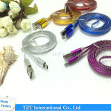 High Quality Mobile Phone Micro USB Cable for Samsung/iPhone (Type-F)